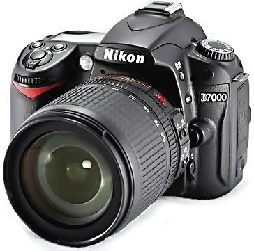Nikon D7000 punya bodi yang kokoh dan kualitas foto yang sangat baik