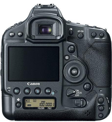 Canon EOS 1DX Tercepat Tertinggi Terkokoh
