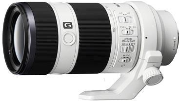 Sony 70-200mm f/4 OSS, 840g