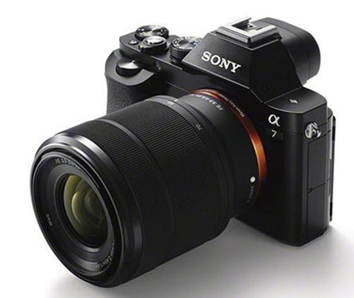 Sony A7 dan lensa Zeiss 24-70mm f/4
