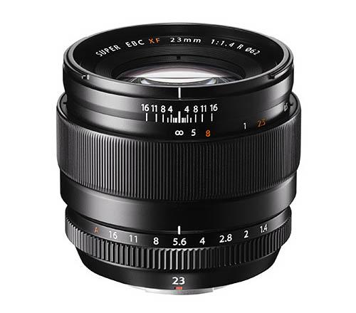 Fuji 23mm f/1.4