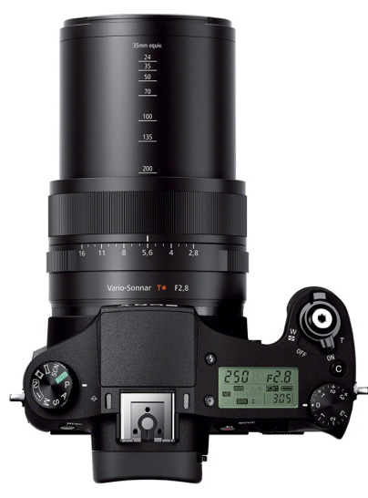 Sony RX10 di zoom sampai kandas
