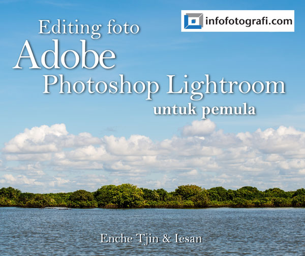 Cover buku Adobe Lightroom