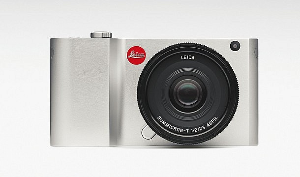 Leica T, simple dan modern