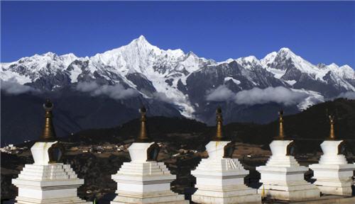 Meili (beautiful) mountain