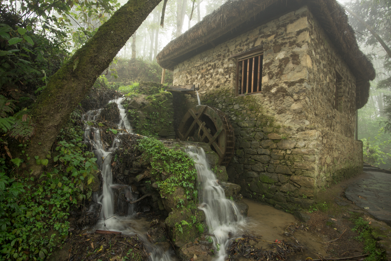 water-mill-yunnan