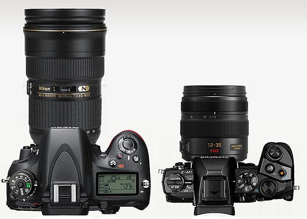 Kiri: Nikon D610 dan lensa 24-70mm f/2.8. Olympus OMD EM1 dan lensa 12-35mm f/2.8