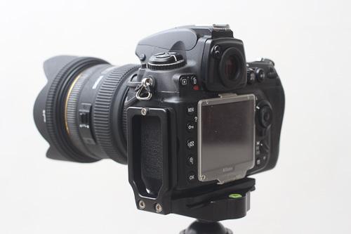 Nikon L Bracket