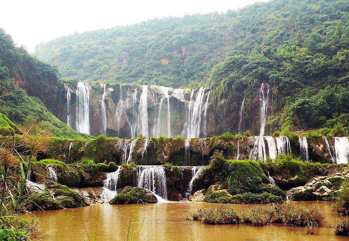 Jiulong-Waterfall