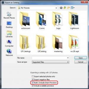build smart preview export 1