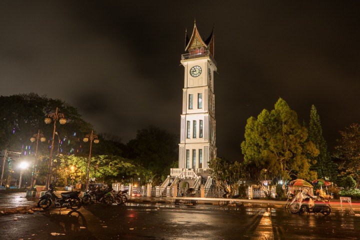 Ikon kota Bukit tinggi. Oleh Erwin Mulyadi