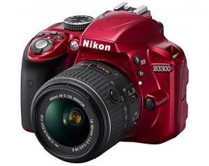 nikon-d3300-red