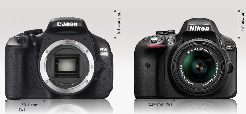 canon-600d-vs-nikon-d3300