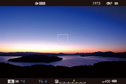 Jendela bidik X-T1 - ilustrasi dari situs Fujifilm