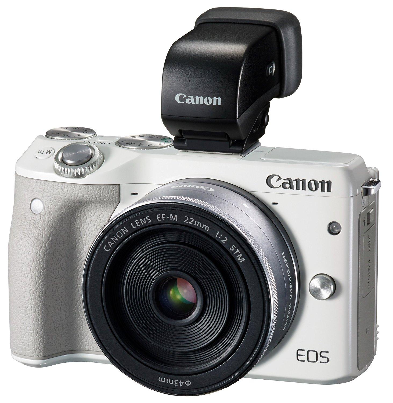 Rekomendasi Kamera Mirrorless 2015 Bagian 2 Nikon 1 J5 Kit 10 30mm Paket Canon Eos M3 White
