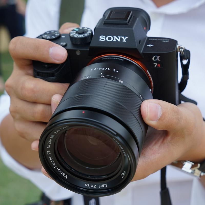 sony a7r mk II