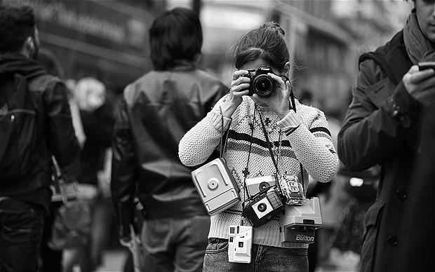 Street photographer - oleh Stuart Beesley