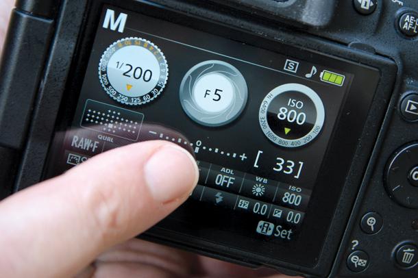 Nikon setting