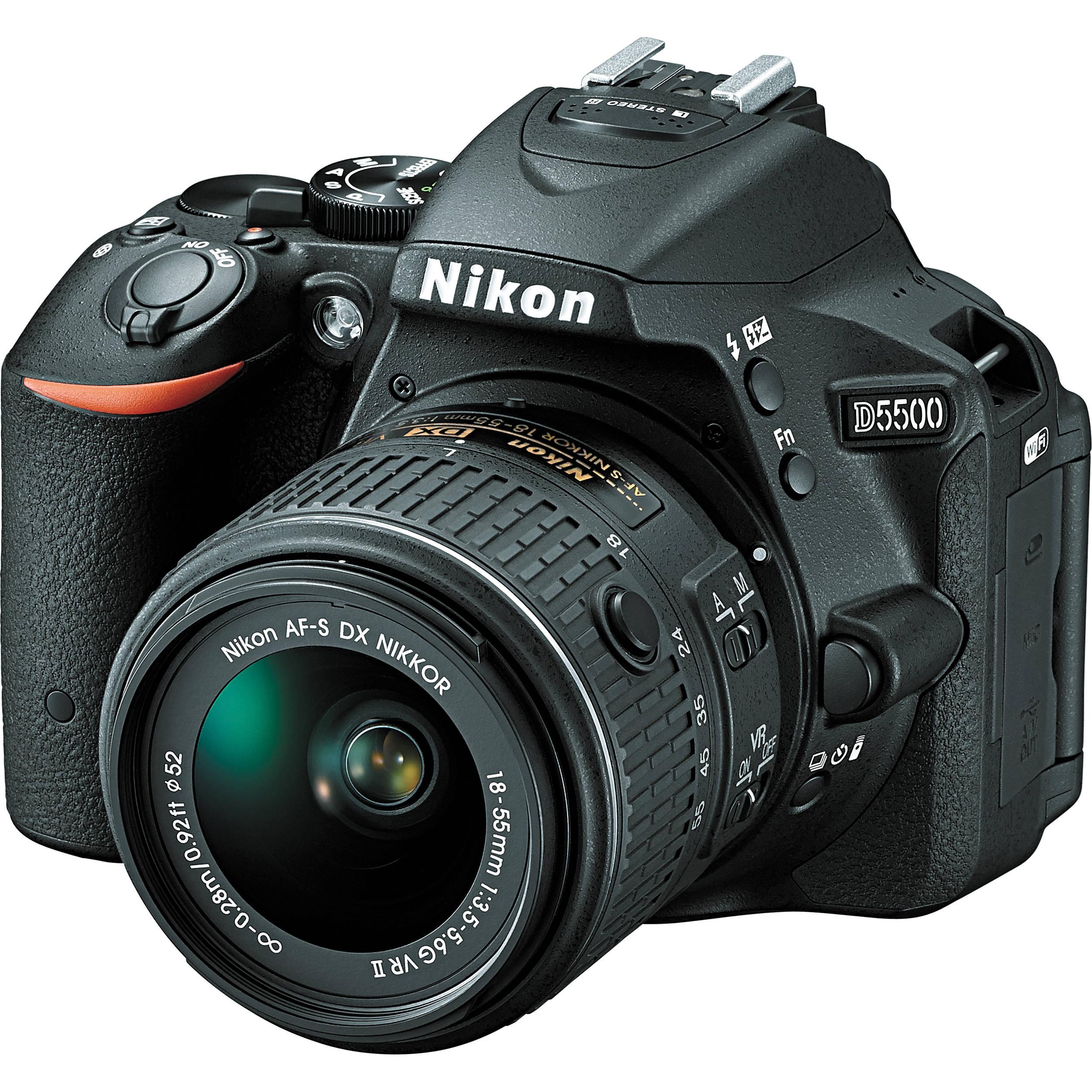 Di kelas kamera DSLR pemula Canon 760D Harga Rp 9 28 juta body only bersaing ketat dengan Nikon D5500 Harga Rp 8 6 juta dengan lensa 18 55mm VR II
