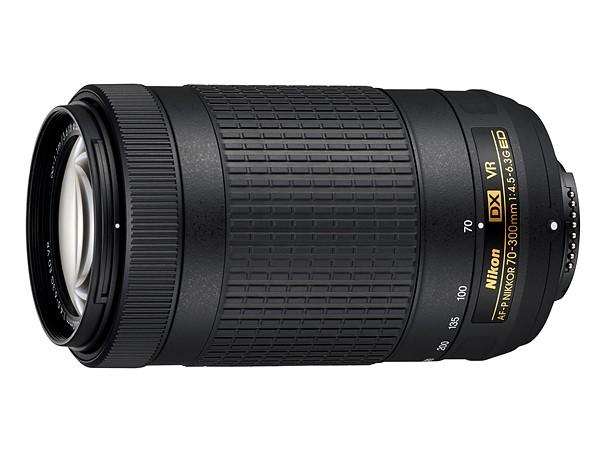 Lensa baru-lensa baru AF-P tersedia dalam pilihan VR/non-VR (anti getar). Tujuannya mungkin untuk memberi pilihan kepada calon pembeli. Yang memiliki VR $50 lebih mahal.