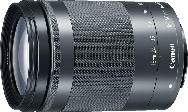 Lensa baru EF-M 18-150mm yang praktis