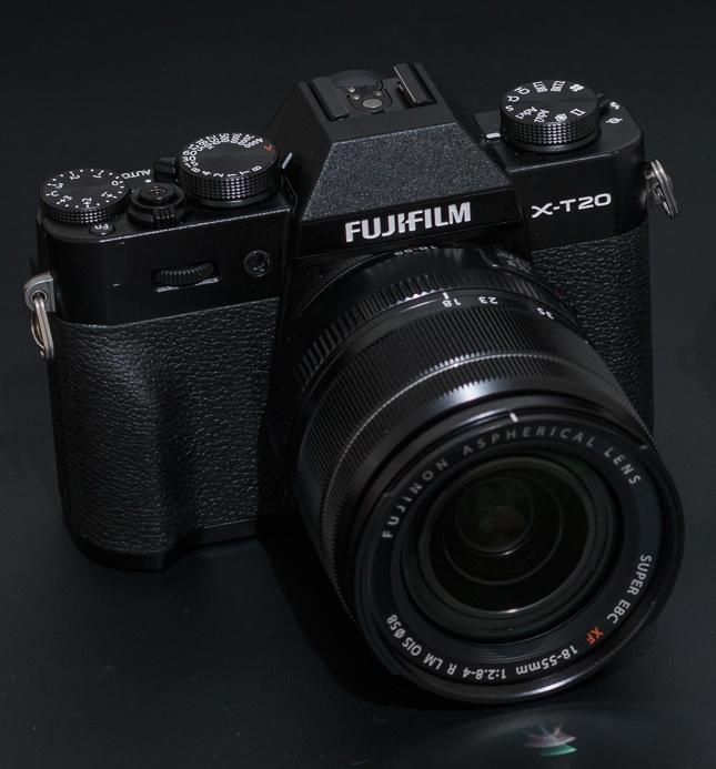 Review Kamera Mirrorless Fuji X T20