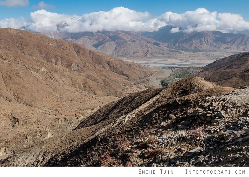Kesan mengunakan Leica V-Lux (Typ 114) di Tibet