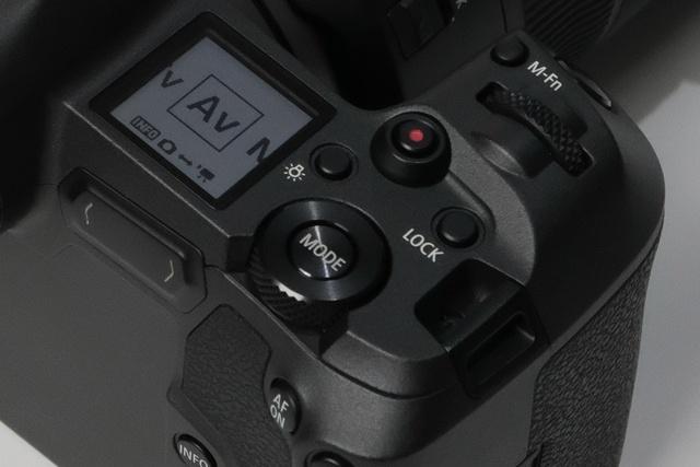 Review kamera mirrorless Canon EOS R