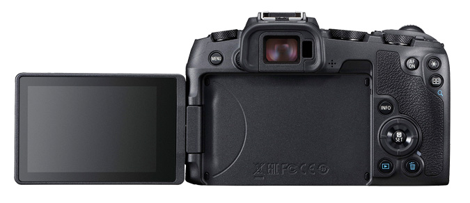 Canon Rp Kamera Mirrorless Full Frame Terjangkau