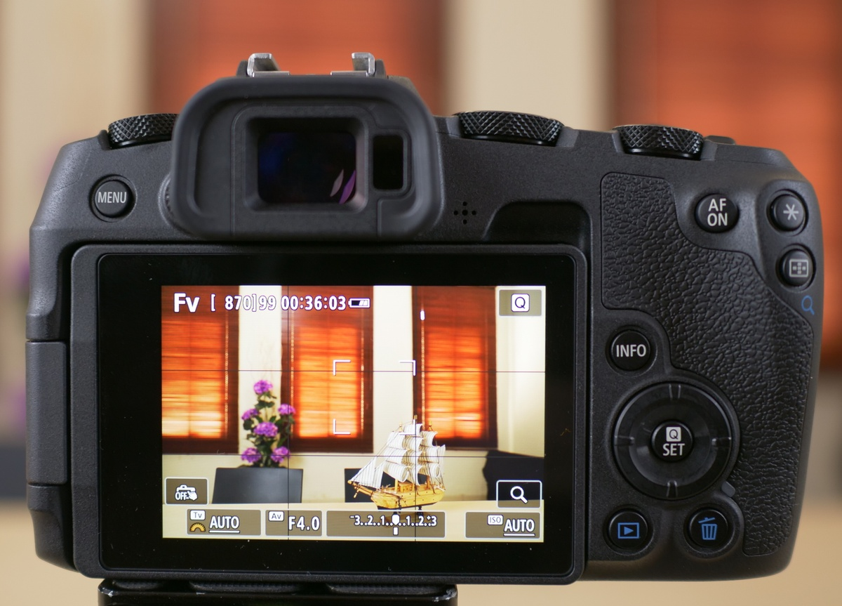 Hands On Review Canon Eos Rp