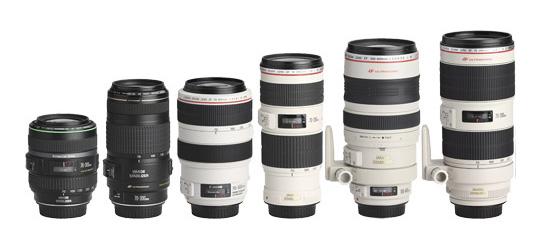 lensa DO Canon