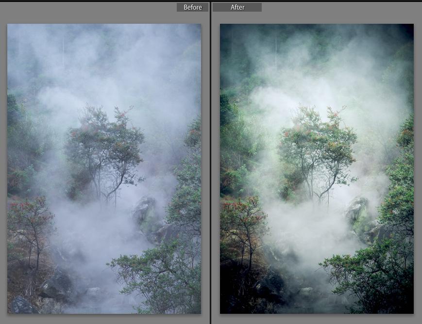 Proses foto dengan Adobe Lightroom