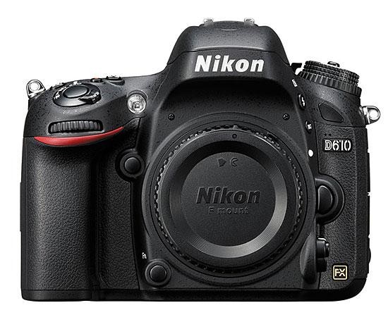 Nikon D610, pengganti Nikon D600 yang lebih sempurna