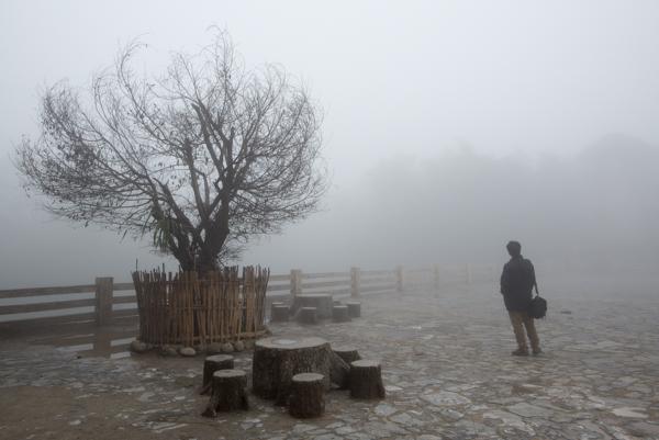 Kapan ya, kabut ini akan sirna?