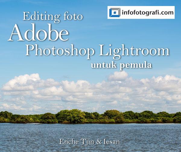 Cover buku Adobe Lightroom