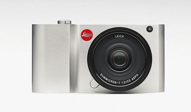 Leica T, simple dan modern