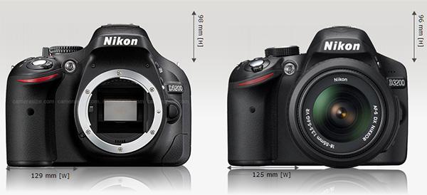 nikon-d5200-vs-nikon-d3200