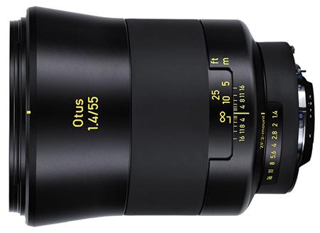 Zeiss Otus 55mm f/1.4, lensa yang hampir sempurna