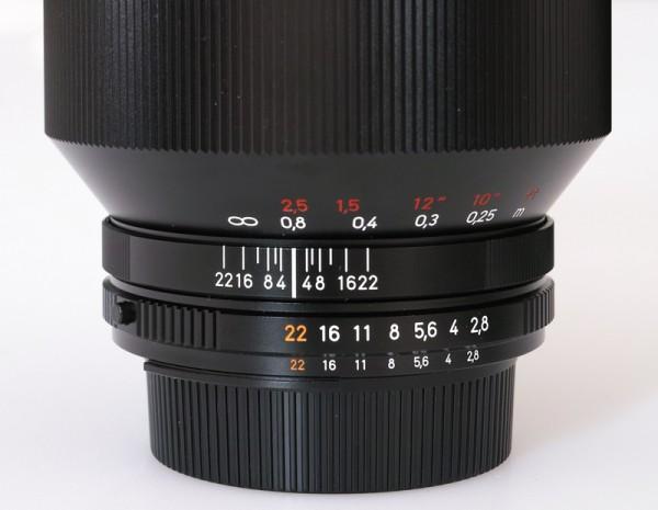 Zeiss 15mm f/2.8