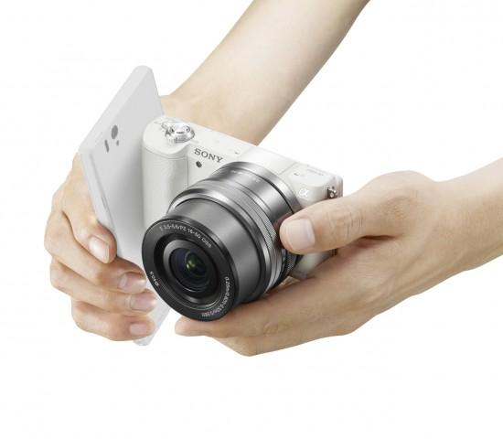 sony-a5100-putih