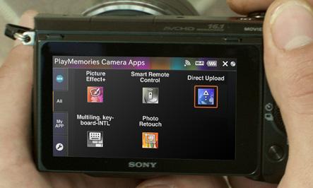 Apps di kamera
