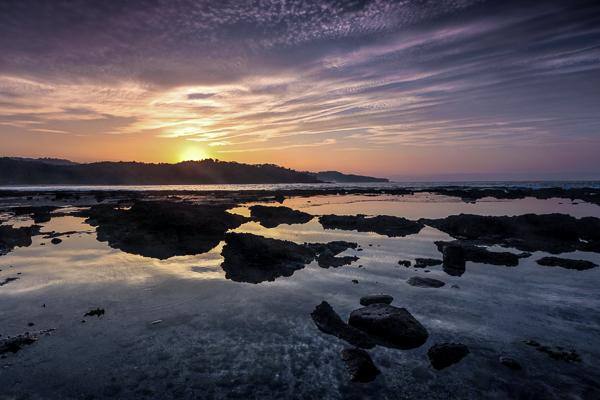 Sunrise di Lagoon Pari