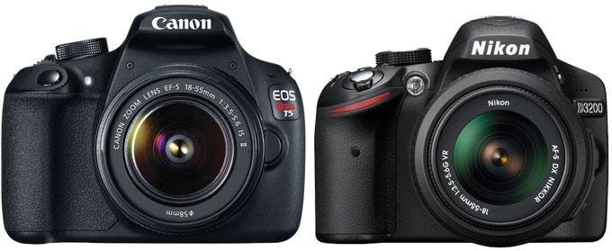 Canon-EOS-1200D-vs.-Nikon-D3200-1