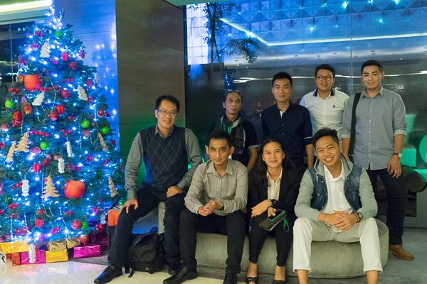 Kontingen Sony Indonesia