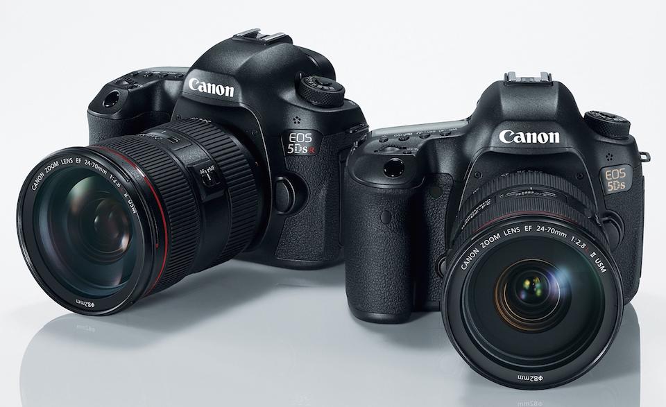 Canon EOS 5DS dan R