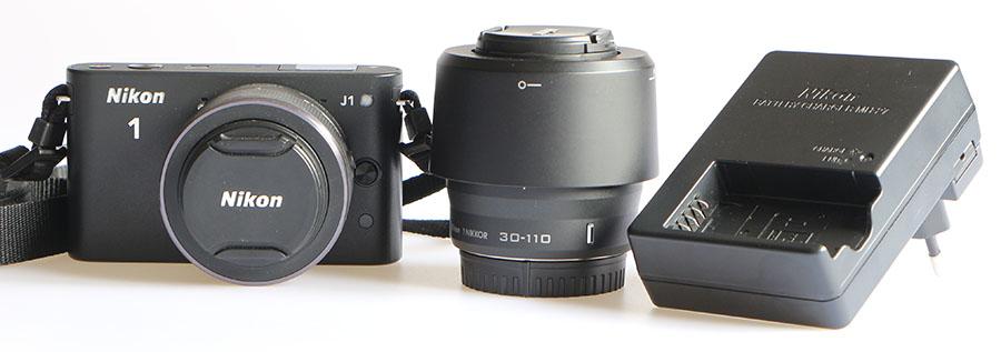 Nikon J1, 10-30mm, 30-110mm