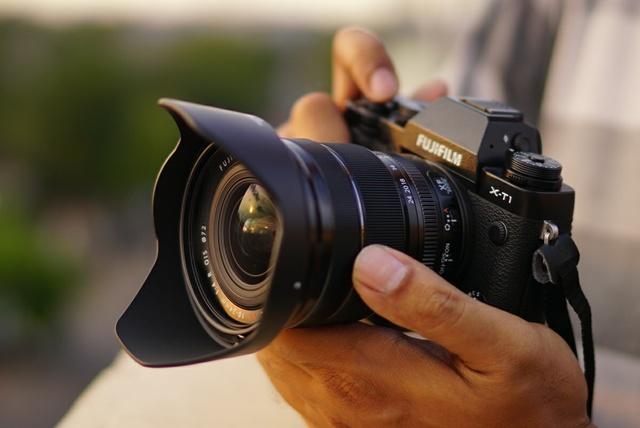 Fuji 10-24mm dan X-T1 di tangan saya