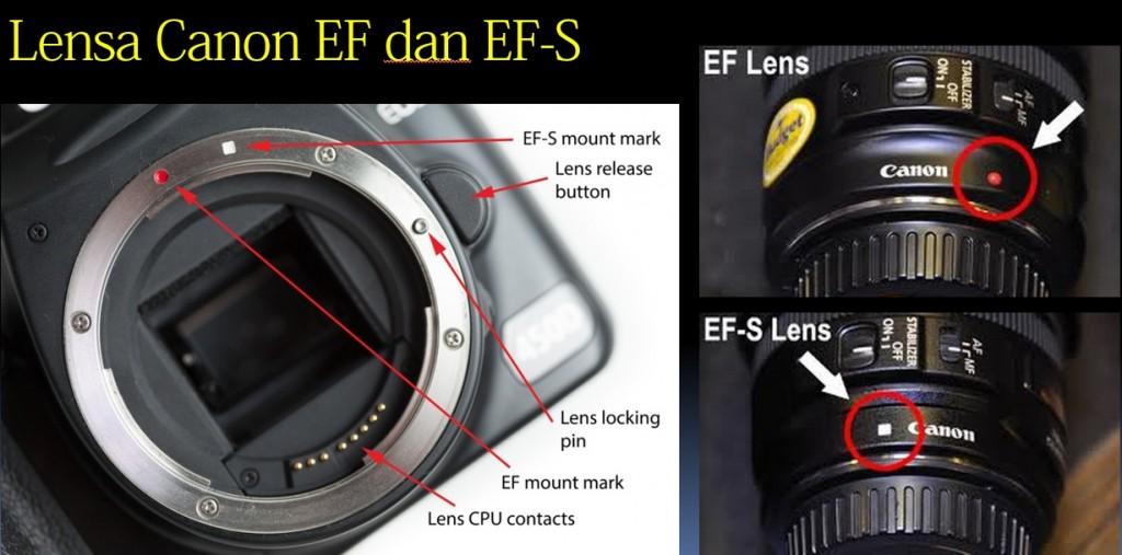 EF dan EF-S