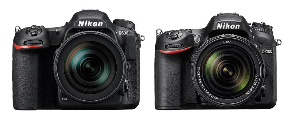 Nikon-D500-vs-D7200
