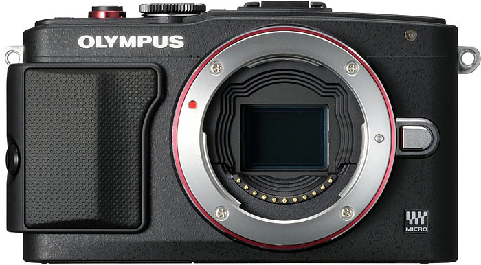 olympus-epl6-front